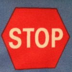 Hex Stop Sign